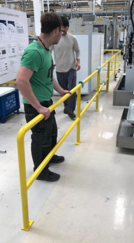 Instalace zábradlí na zakázku